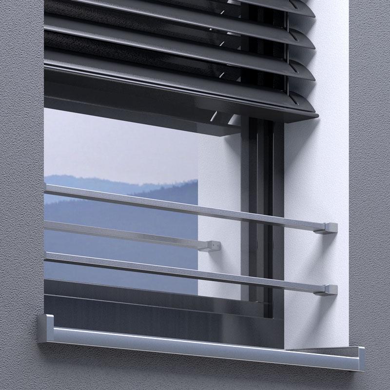 Edelstahlgelaender Absturzsicherungen Gel Nder Handlauf Balkon